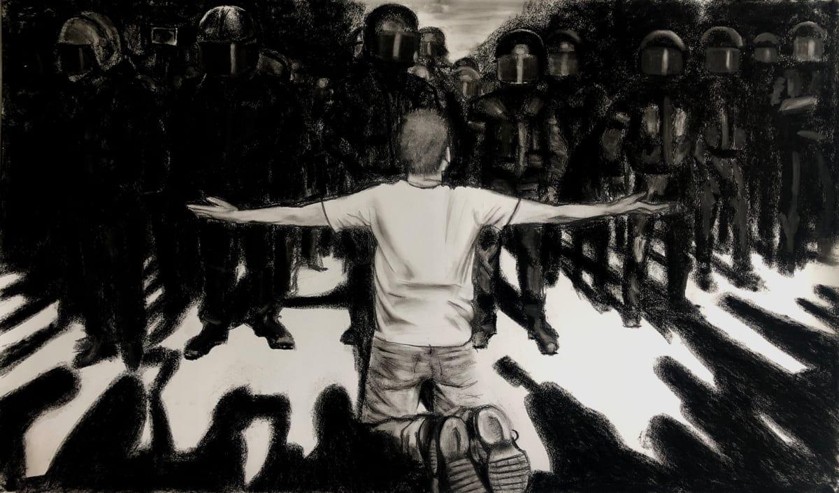 Freedom by Judith Ansems Art