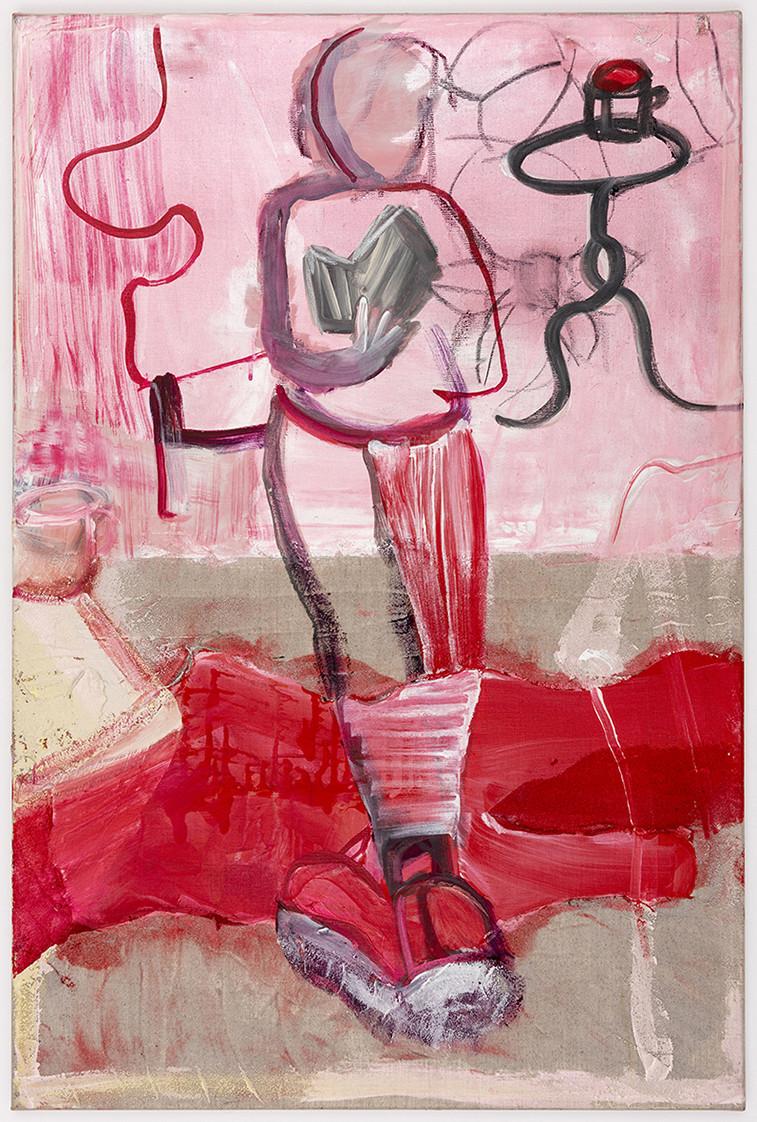 BODYTALK RED by Fran White