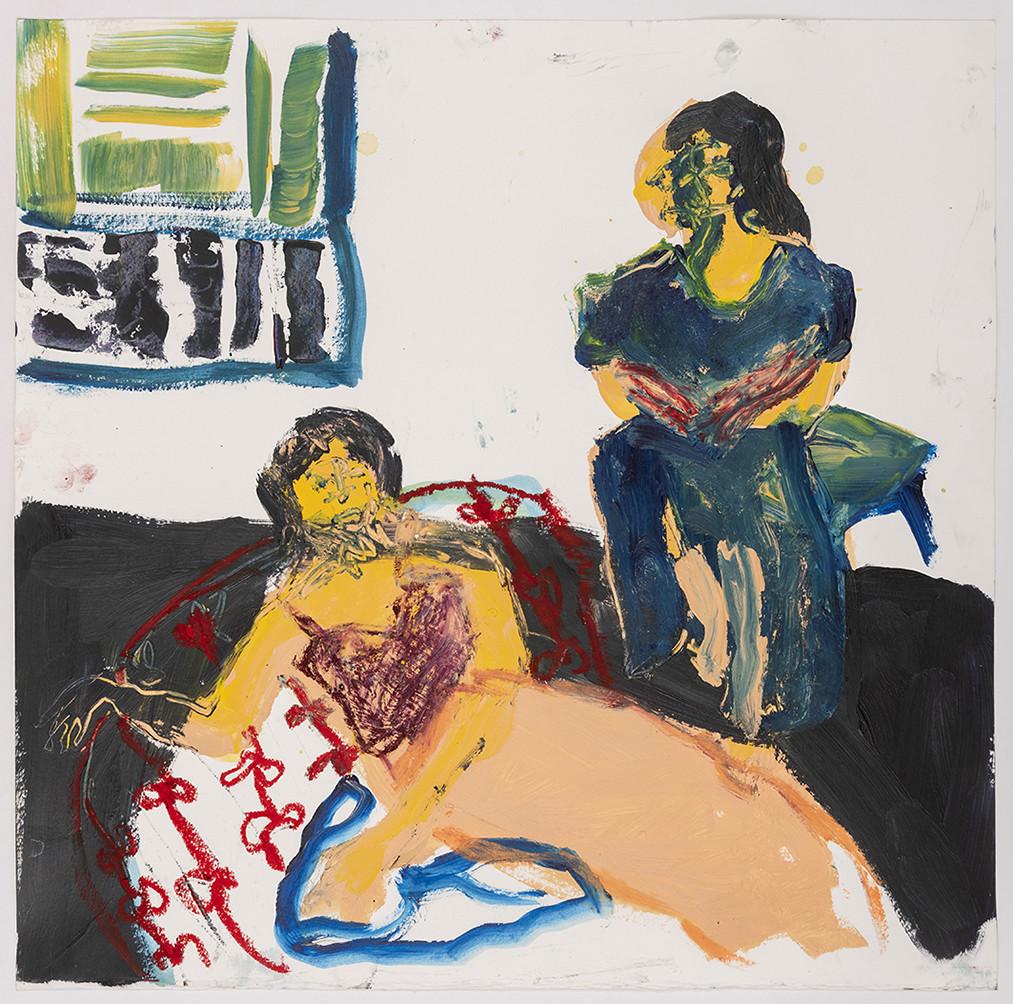 READING WOMEN Study 3 by Fran White