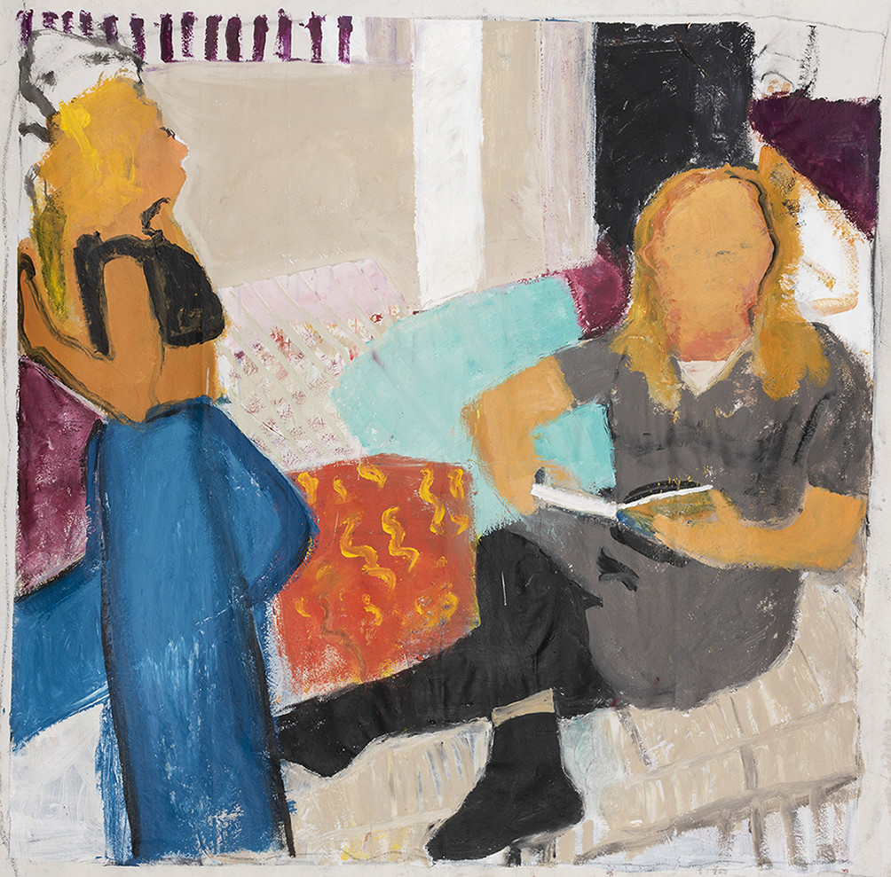 WOMEN WHO READ ARE DANGEROUS by Fran White