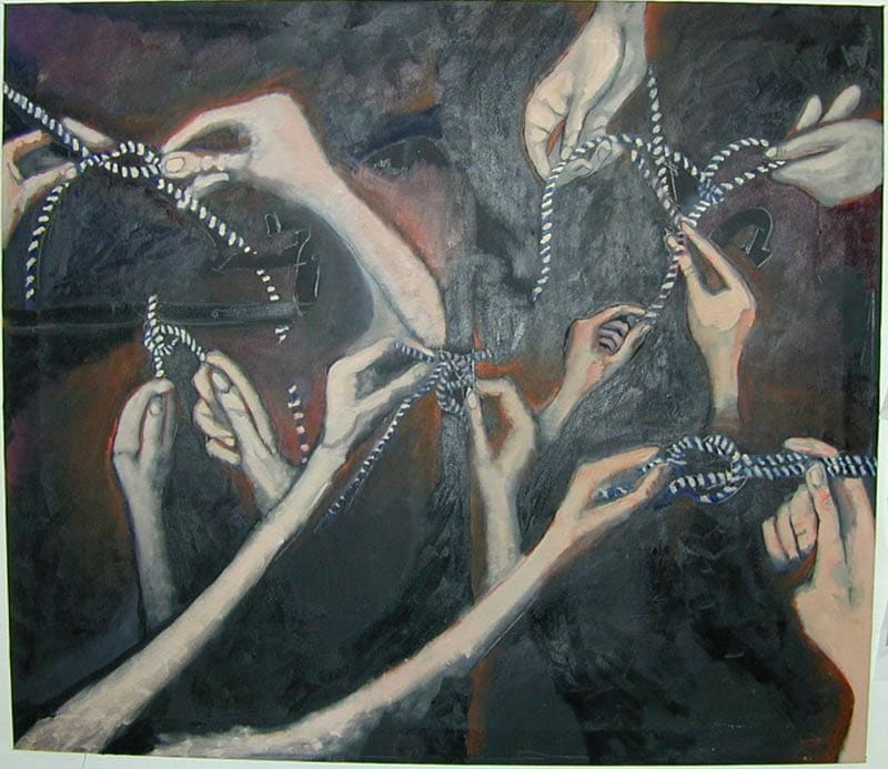 Big Hands by Karim Shuquem