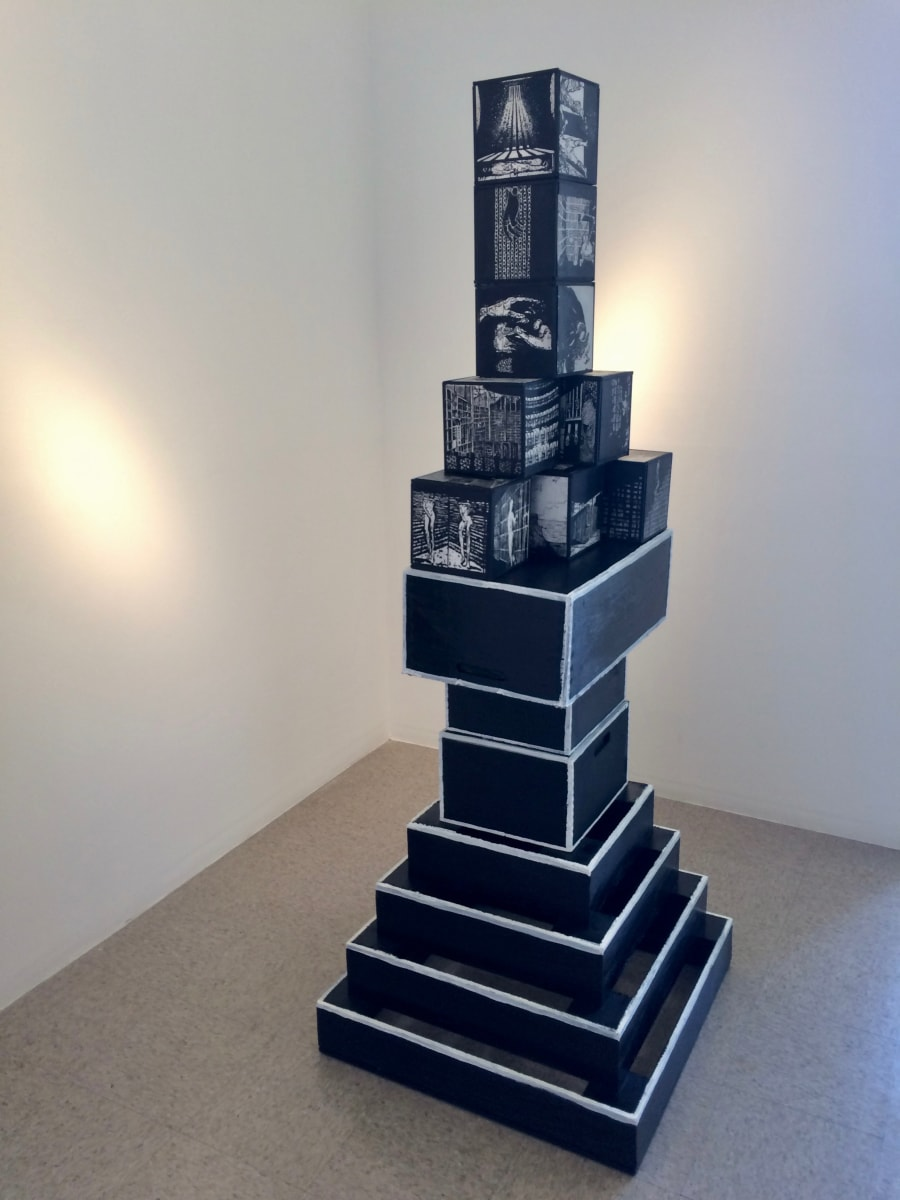 Cubes by Karim Shuquem