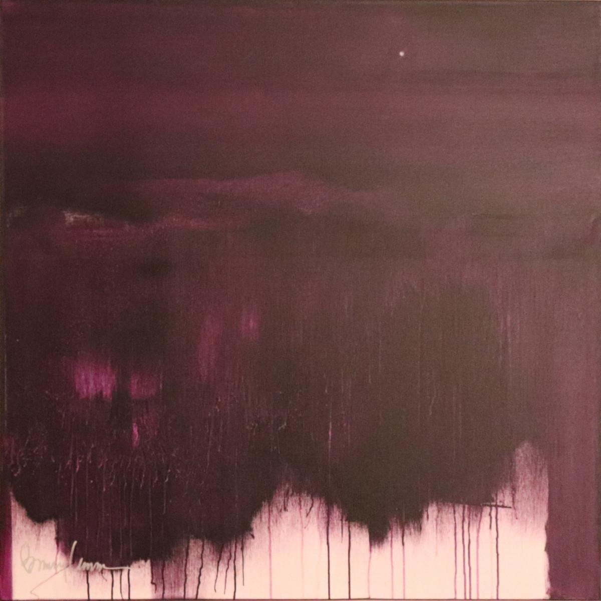 Positive Purple by Barry Lantz
