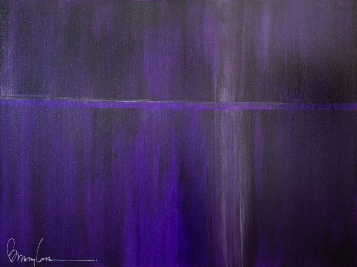 Purple Rain by Barry Lantz