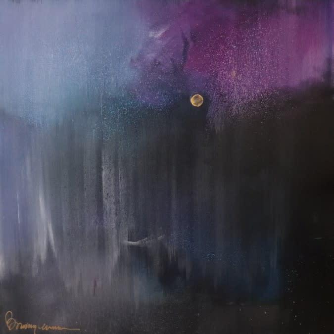 Romantic Moon by Barry Lantz