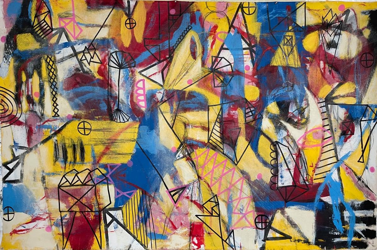 Disturbance by Michael Gadlin