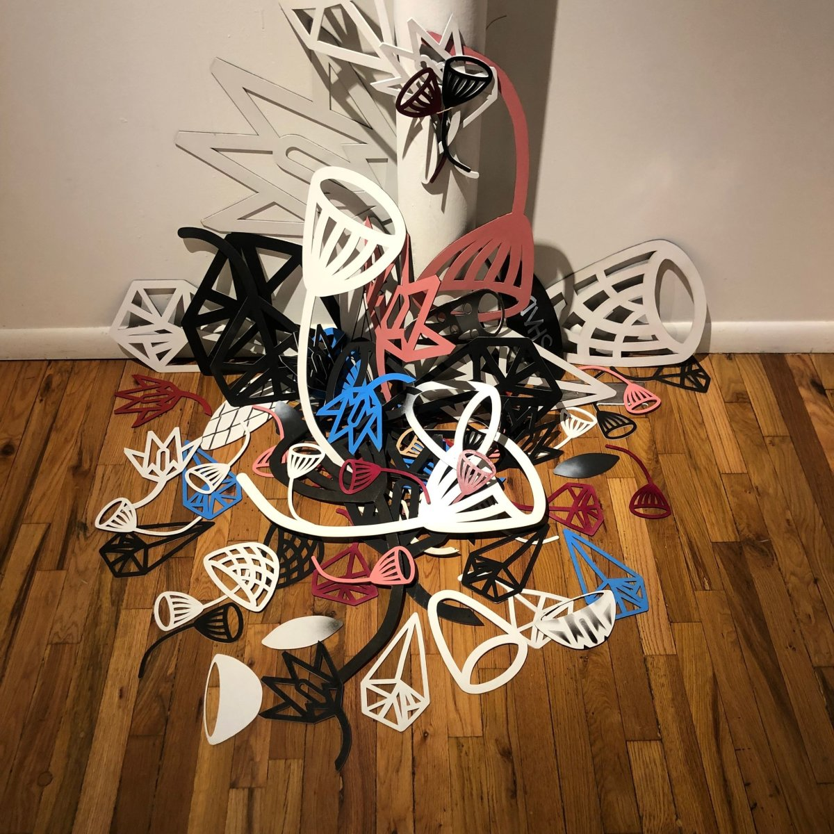 Shades of Significance Installation