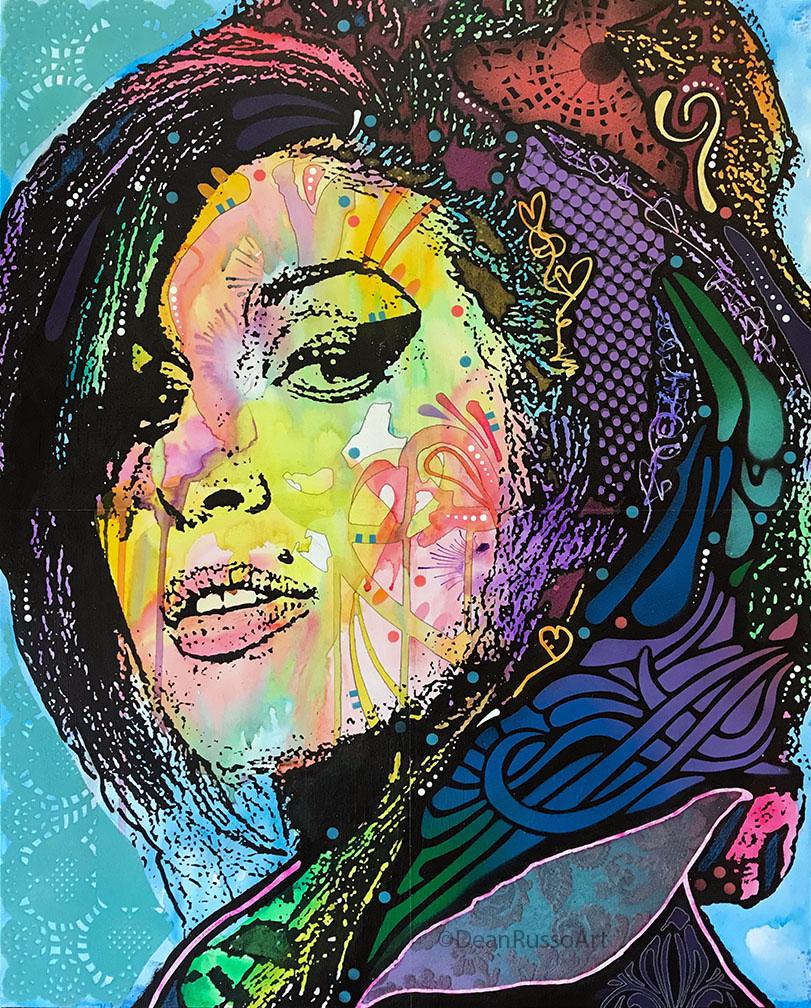 Amy Winehouse Back to Blue