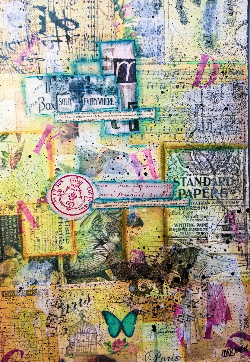 CITADELIQUE by Audrey Beharie-McGee