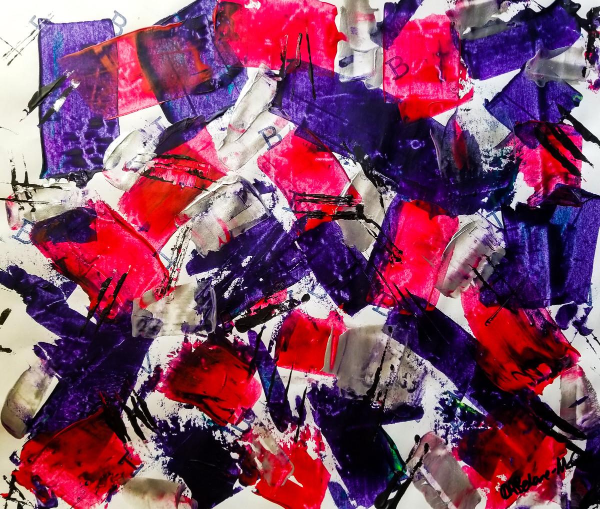 PURBLOX by Audrey Beharie-McGee