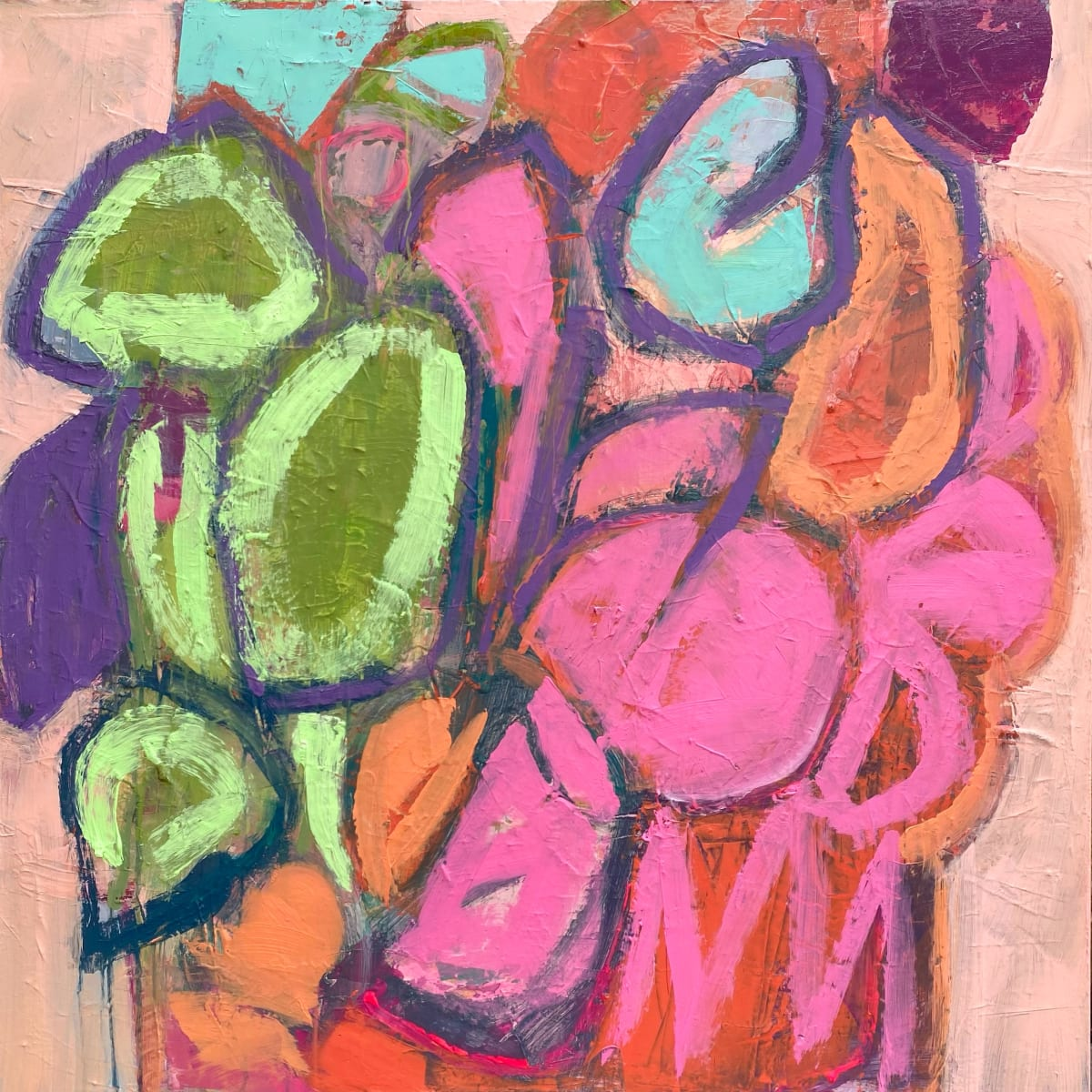 Color Me Happy by Michelle Marra