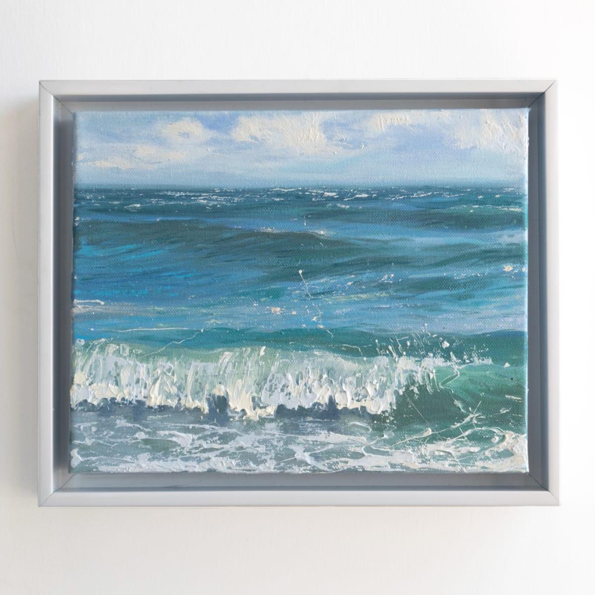 Breezy Waters by Annie Wildey
