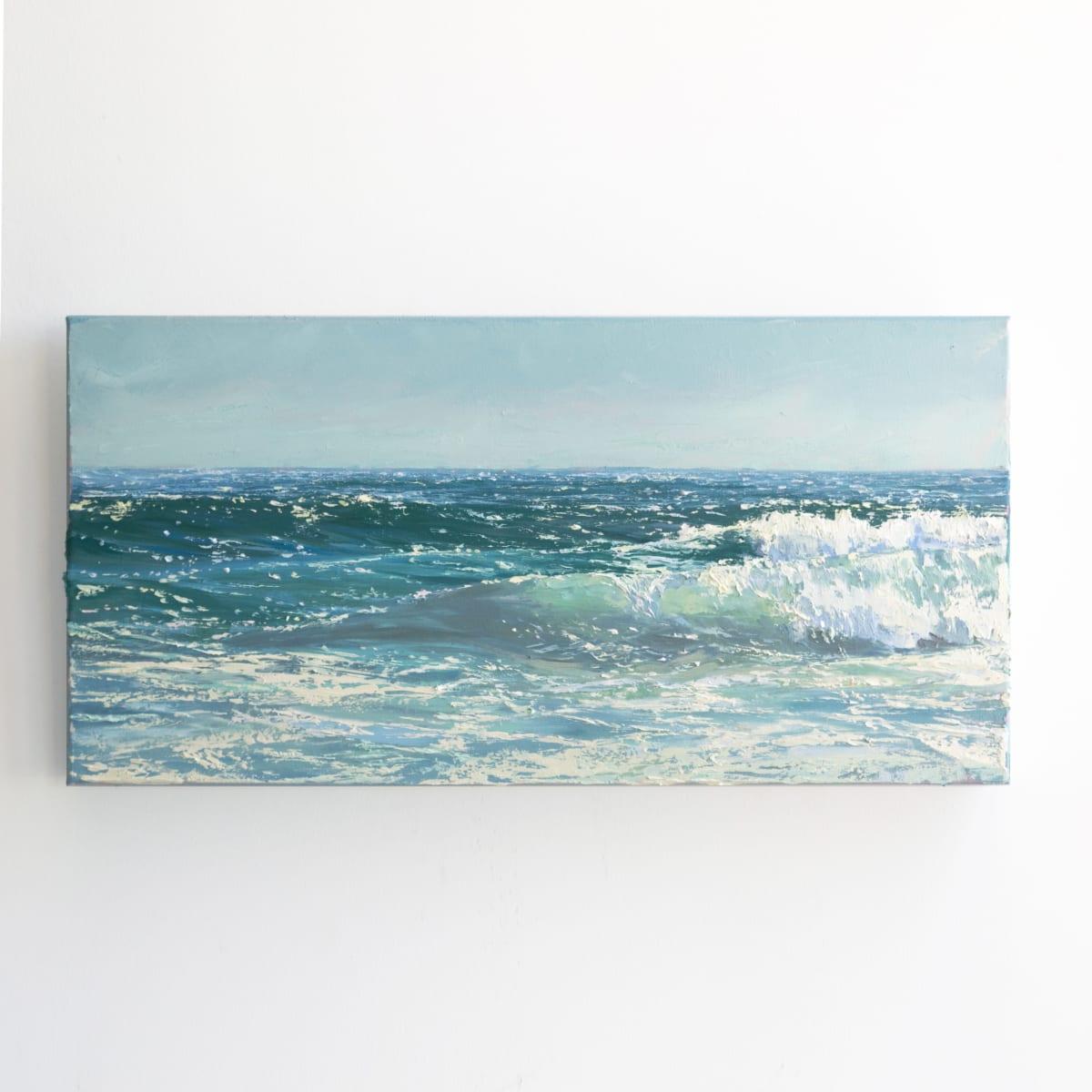 Crystal Surf II by Annie Wildey