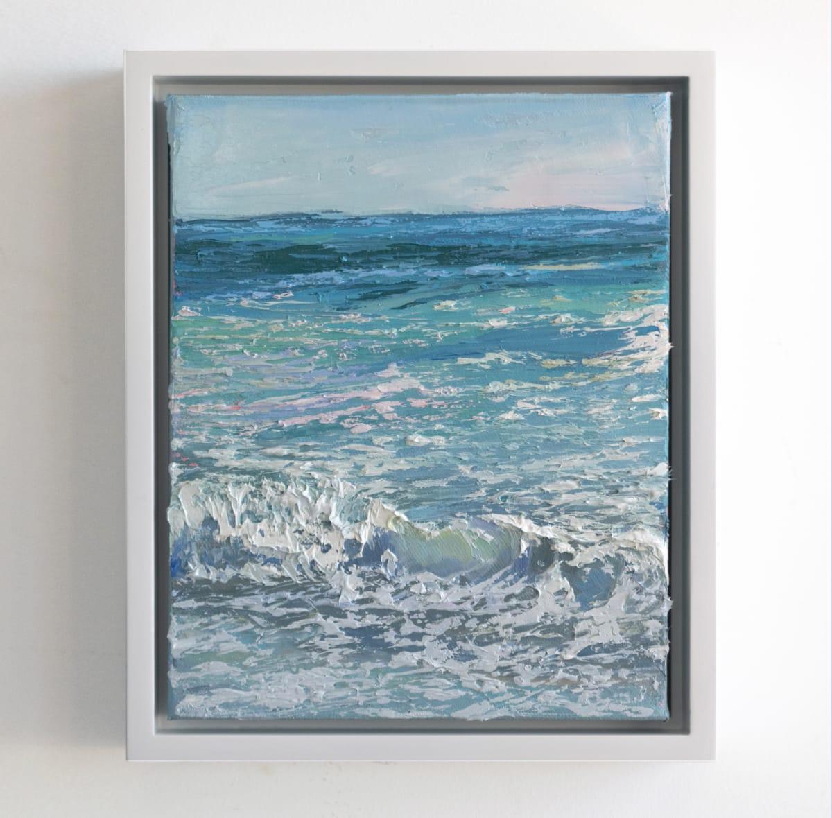 Crystal Surf I by Annie Wildey