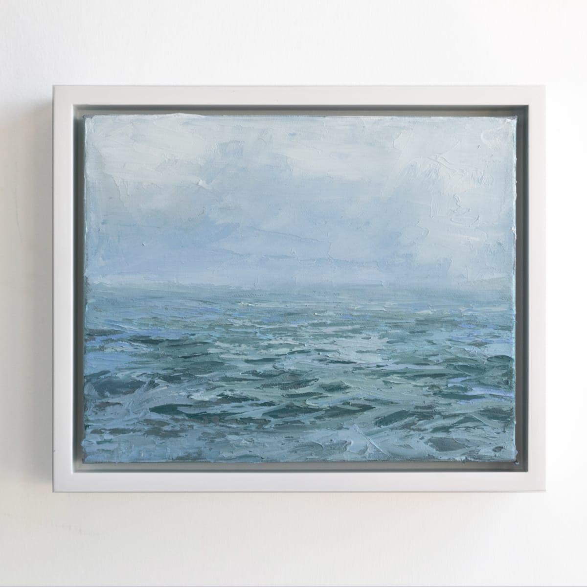 Fog on the horizon by Annie Wildey