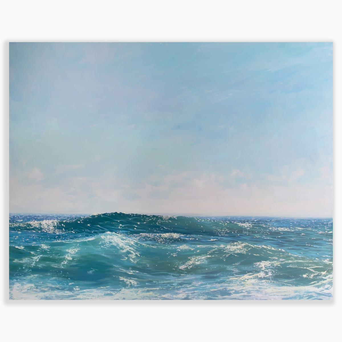Sunllght Seas by Annie Wildey