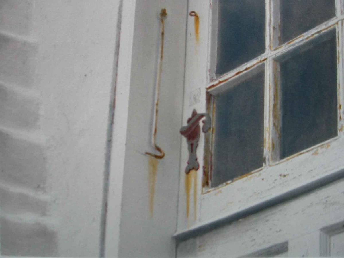 Old Door by Karen Phillips~Curran
