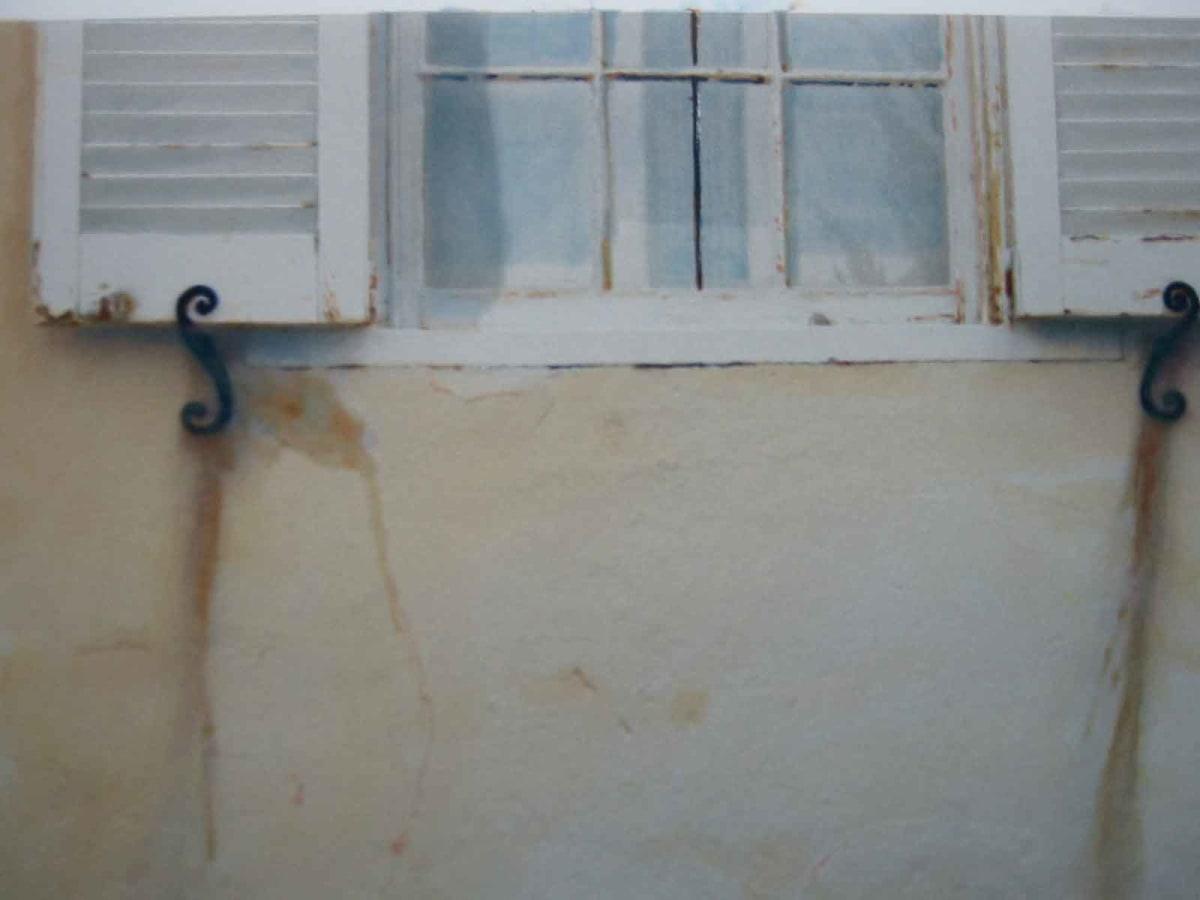 Shutter Stains by Karen Phillips~Curran