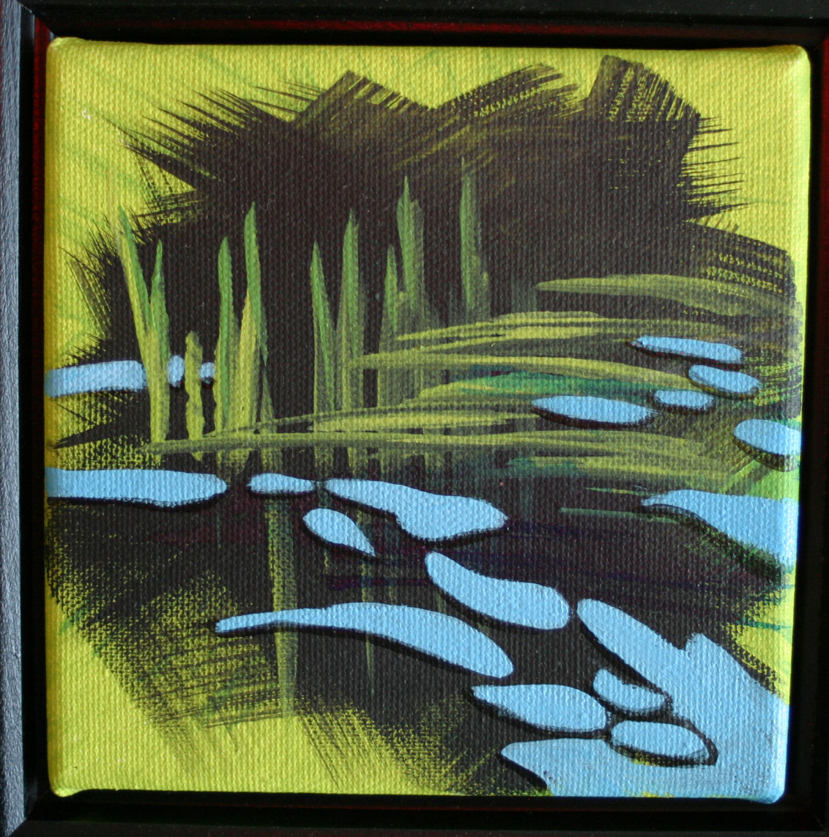 Black Water by Karen Phillips~Curran