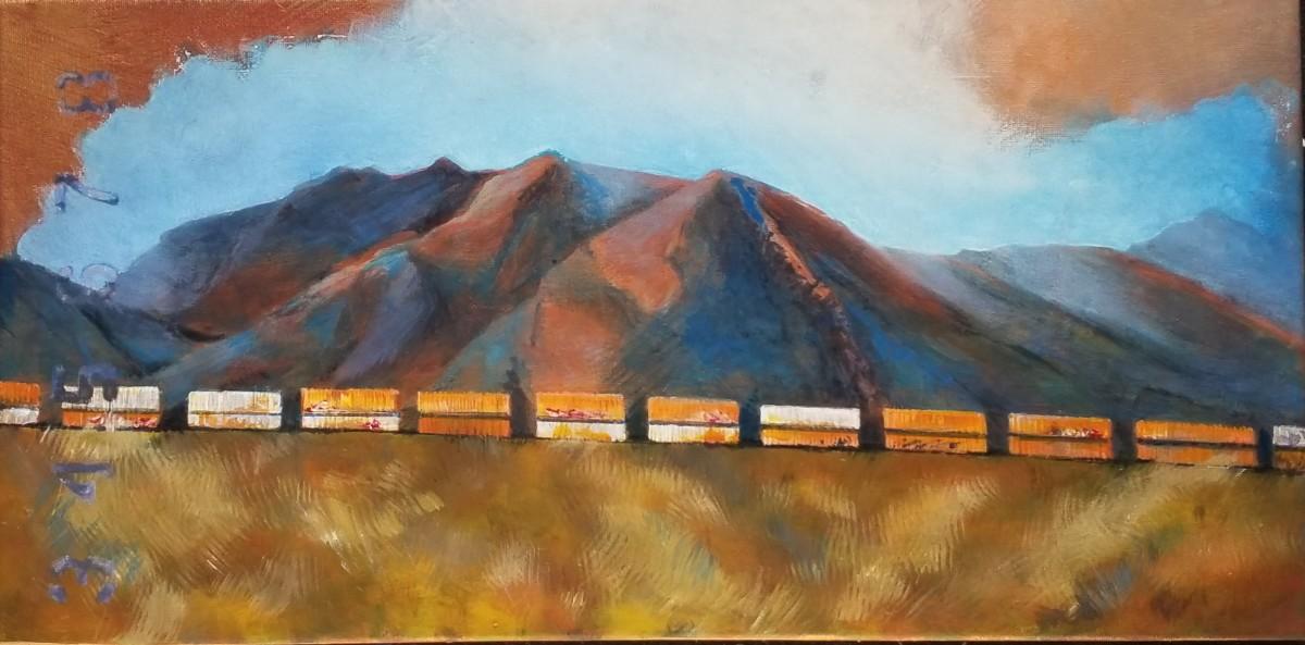 Destination Unknown by Karen Phillips~Curran