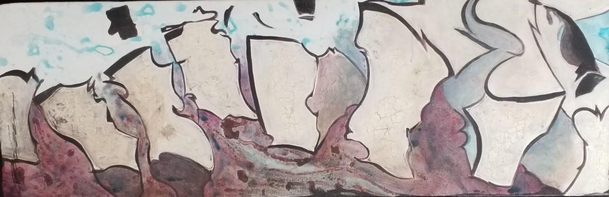 H20 Stone by Karen Phillips~Curran
