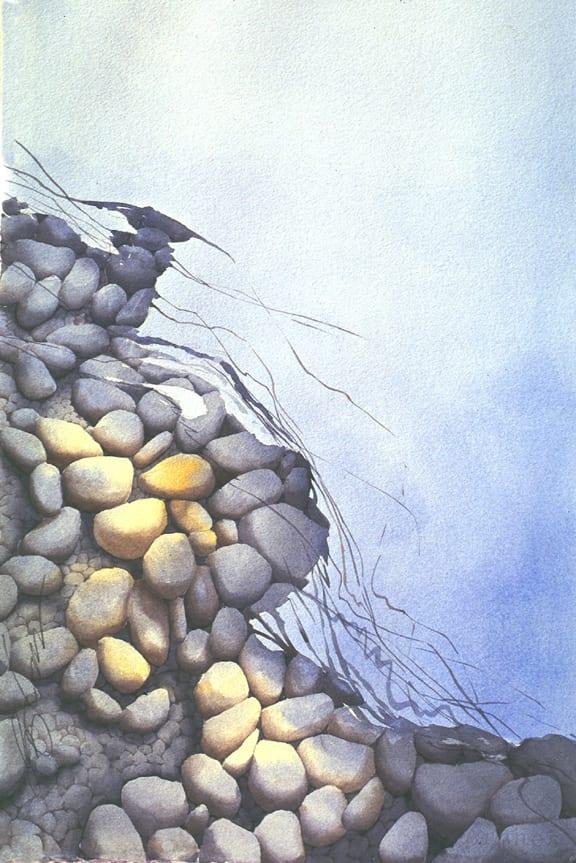 Hot Stones by Karen Phillips~Curran
