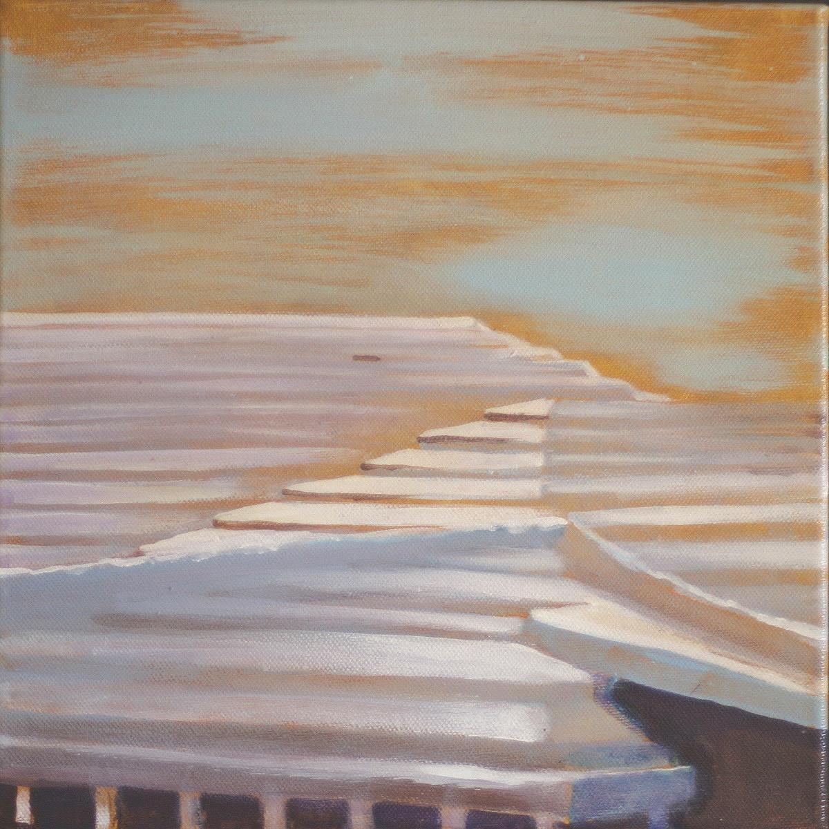 Rooflines by Karen Phillips~Curran