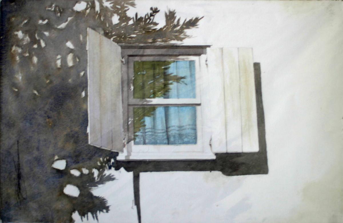 Left Open and Hook by Karen Phillips~Curran