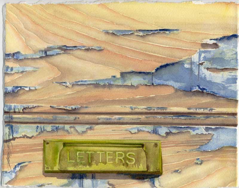Letters by Karen Phillips~Curran