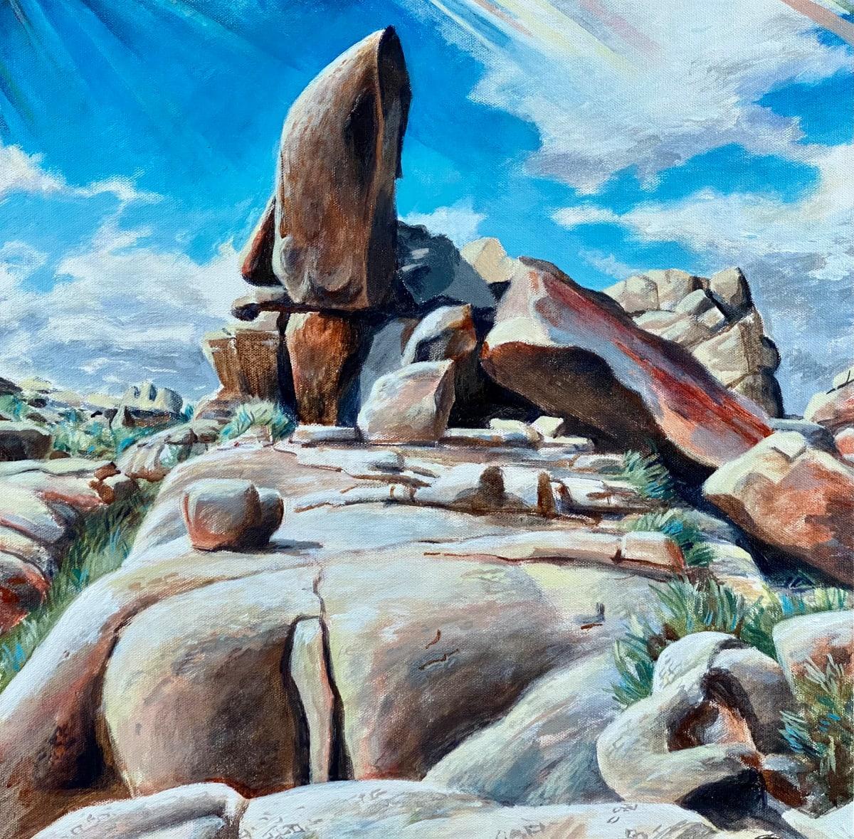Desert Sentinel by Jeff Dallas