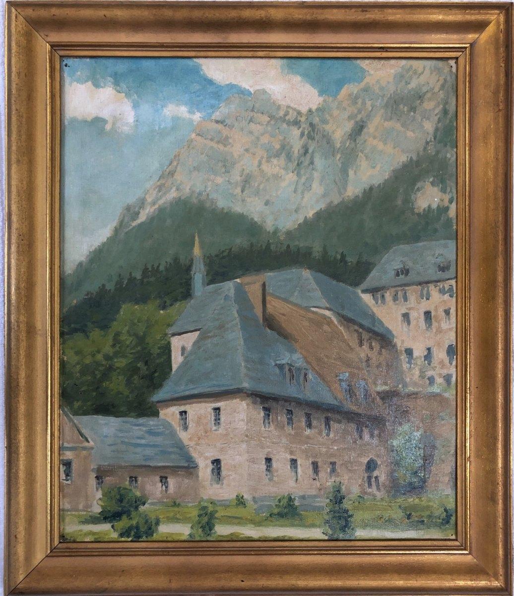 Grande Chartreuse              1927 by Eugene Kingman