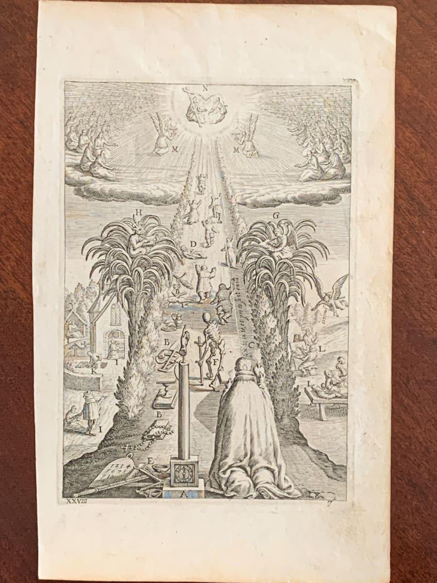 Antoni Sucquet e Societate Iesu Via vitae aeternae