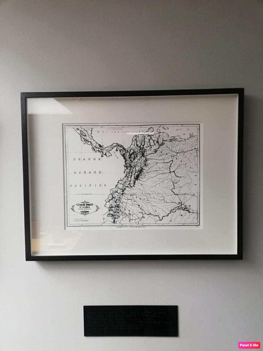 Repúblicas - Estados Unidos  de Colombia.