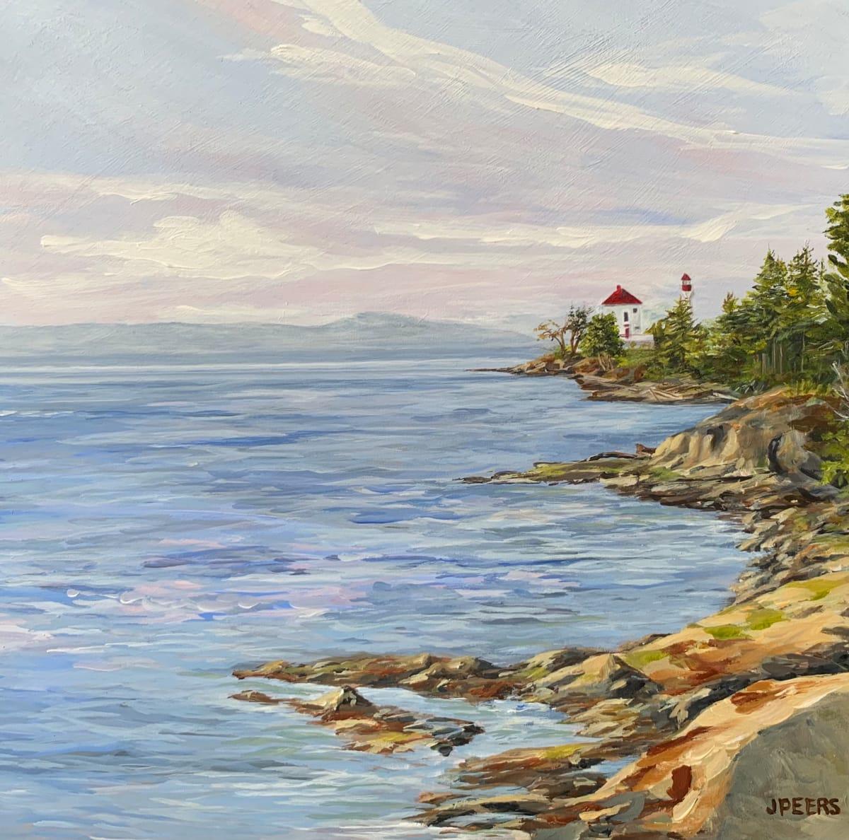 Rocky Shores by Jennifer Peers
