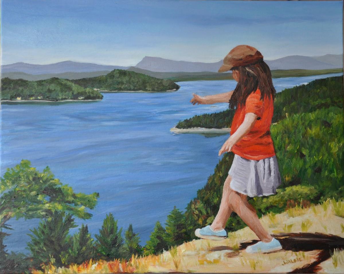 Learning to Leap by Jody Waldie