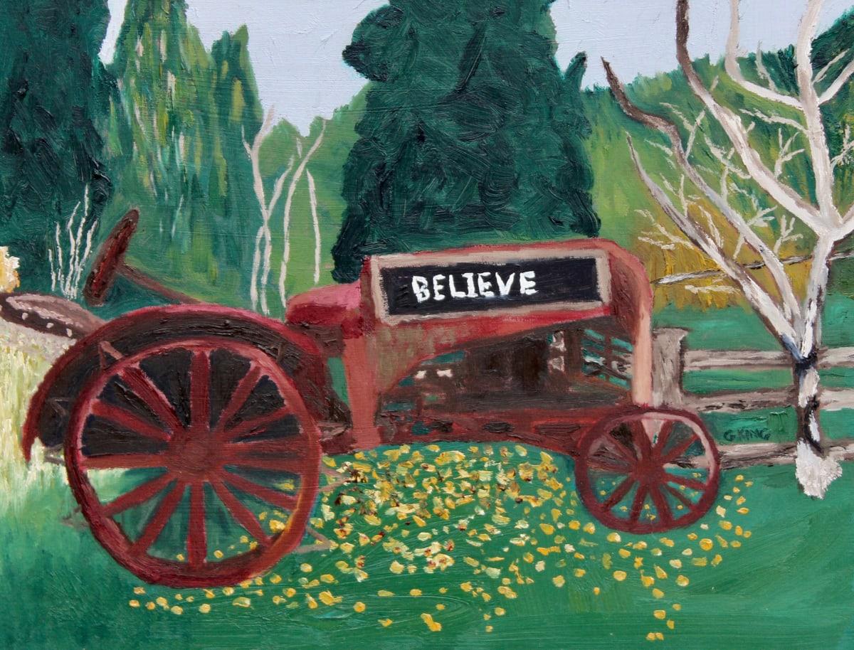 Believe by Glenda King