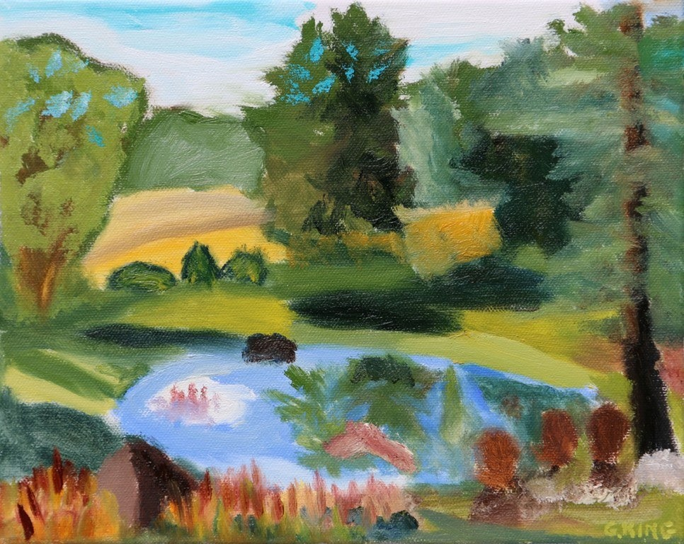 Serenity by Glenda King