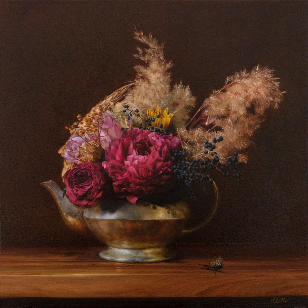 Carma, still life no.1 by Narelle Zeller