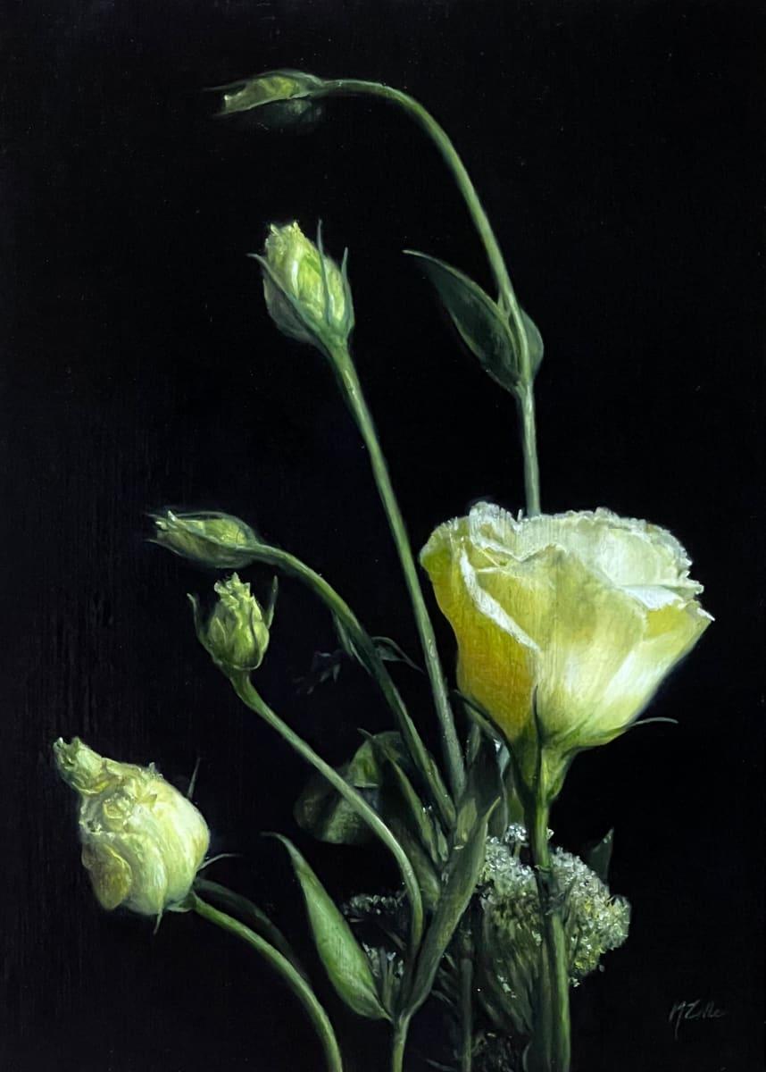 Lisianthus by Narelle Zeller