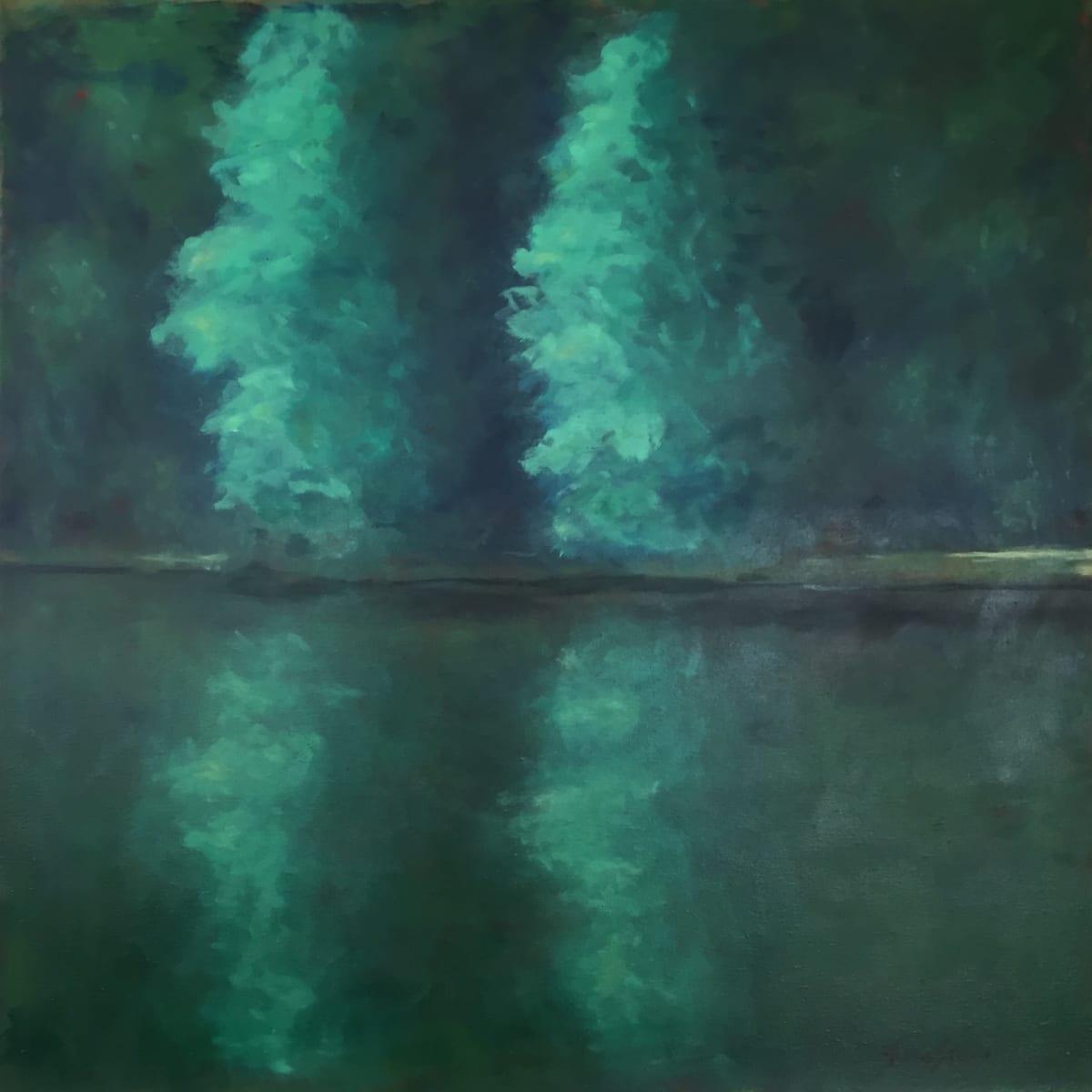 Peters Pond by Thomas Stevens