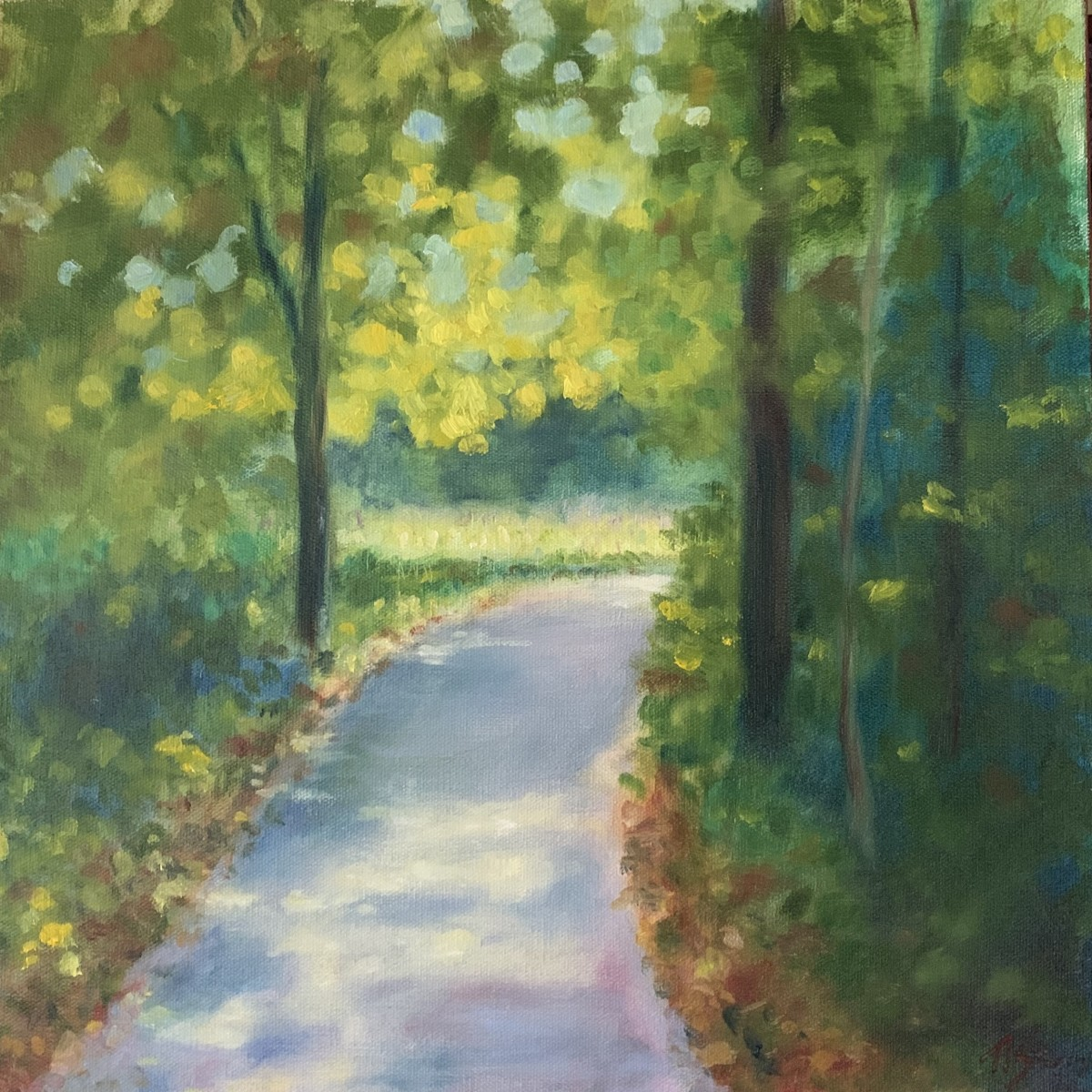 Riverwalk Tree - 36.07142N  79.09367W by Thomas Stevens