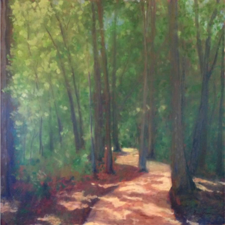 Riverwalk East  (The Wiggle)  36.070914N 79.092025W by Thomas Stevens