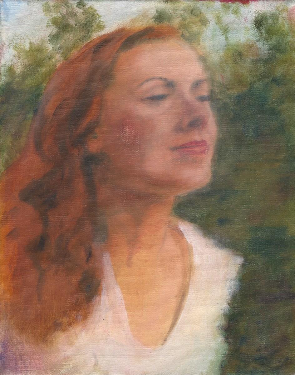 Sarah by Thomas Stevens