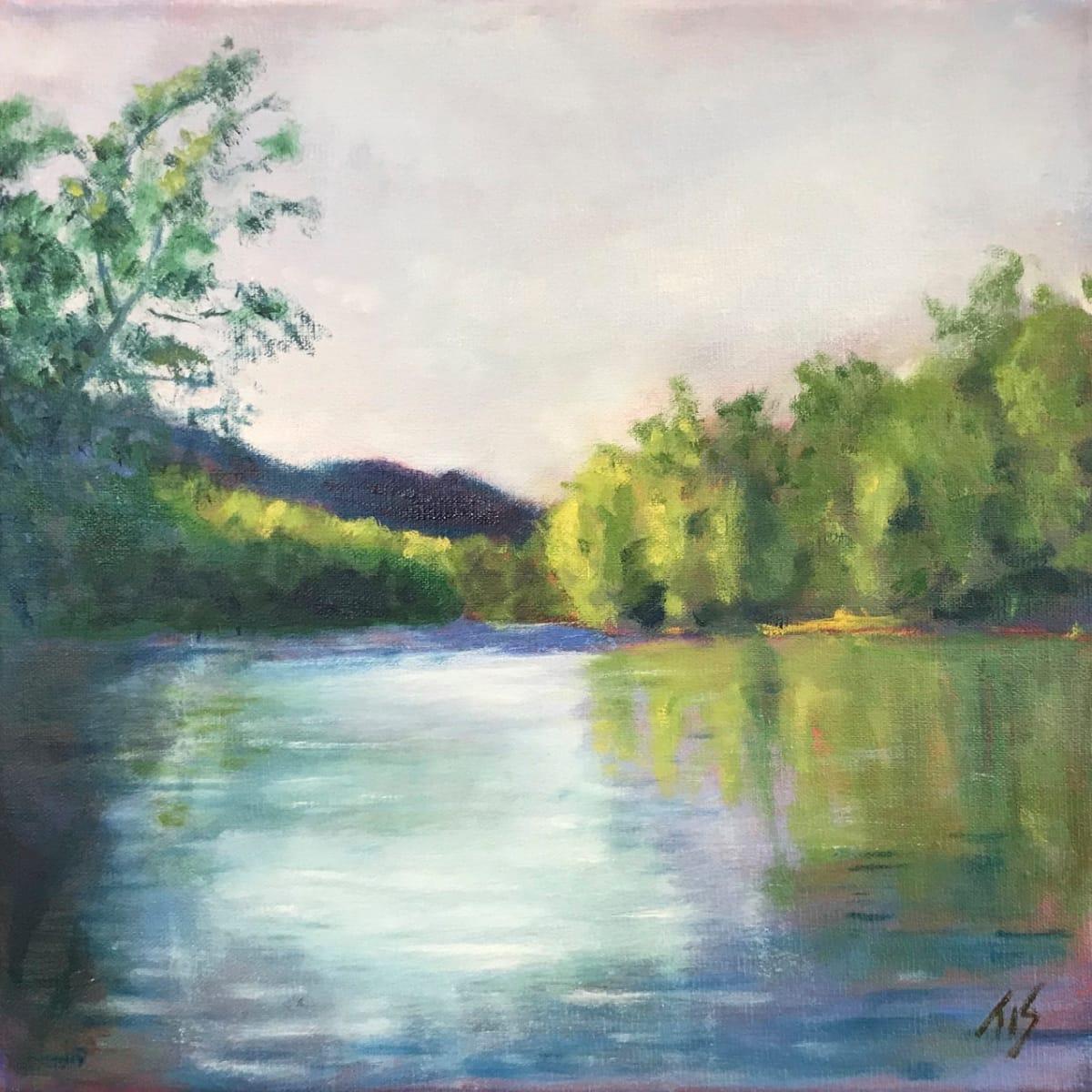 James River View I by Thomas Stevens