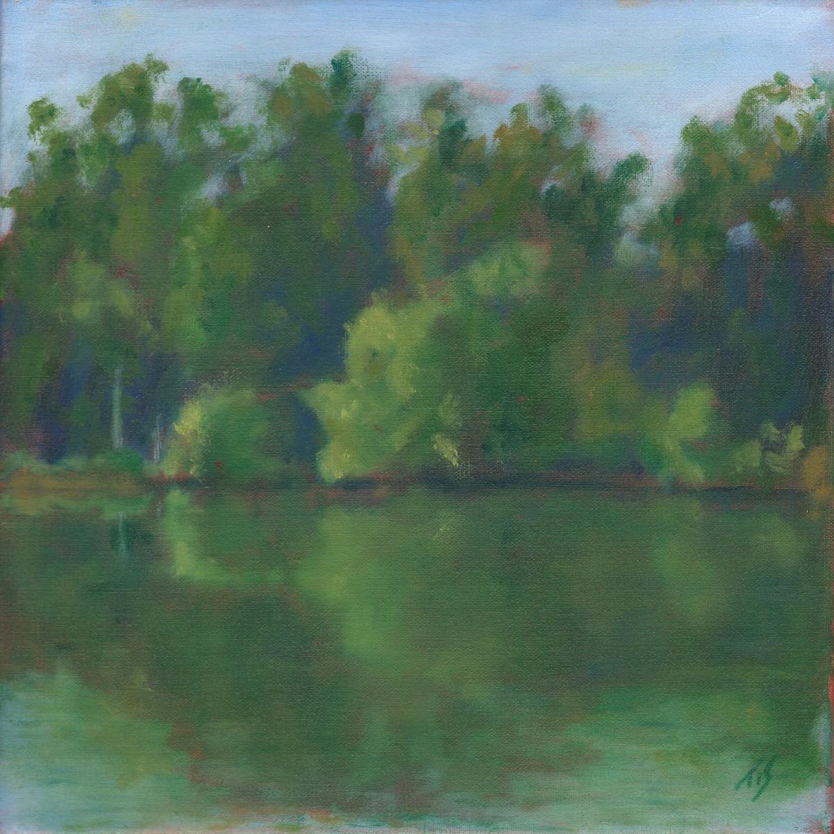 Walton's Pond  (37.47613N 77.632142W) by Thomas Stevens