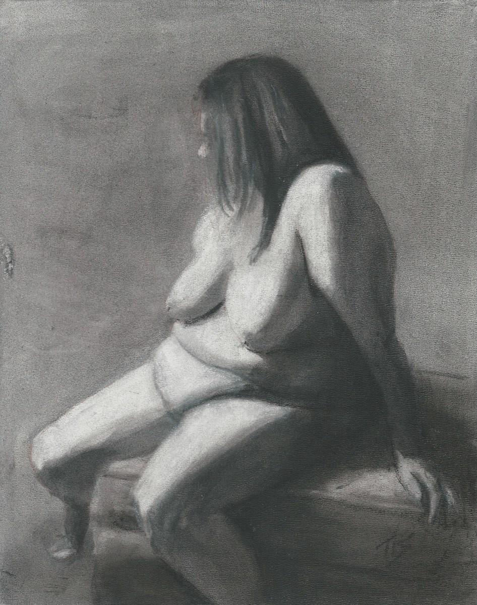 Nude by Thomas Stevens