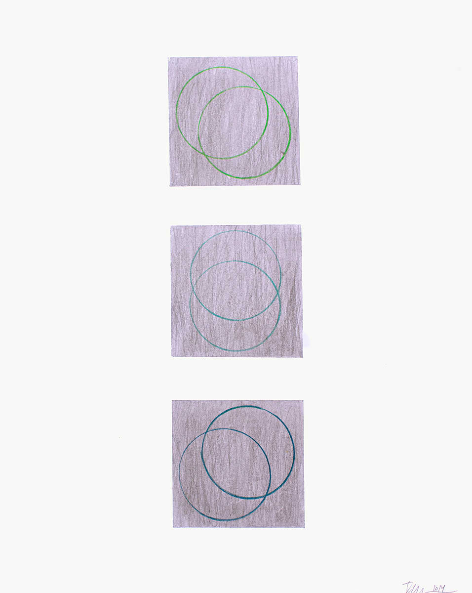 Eclipse Series Drawing 3 by KX2