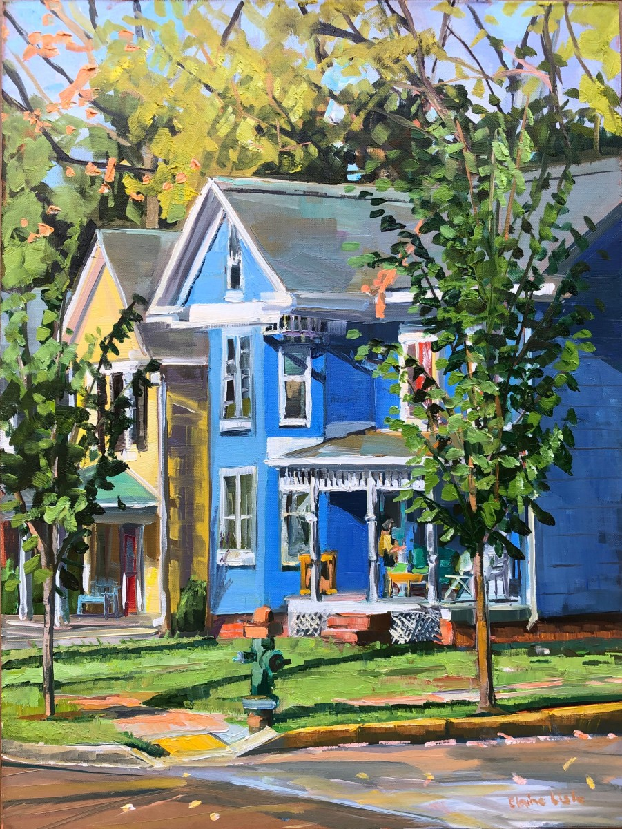 Welcome to Easton by Elaine Lisle