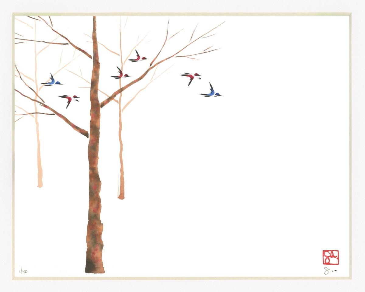 Bird Series - Forest