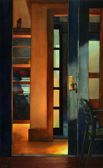 Berkshire Light by Marla Greenfield